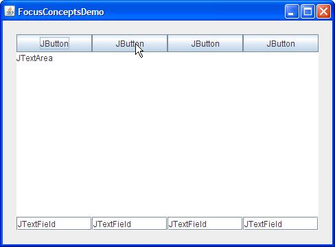 The FocusConceptsDemo example