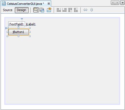 Adding a JButton