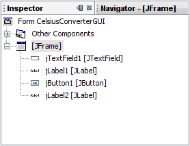 Default Variable Names