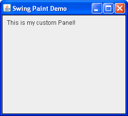 Creating a New Project within the GUI